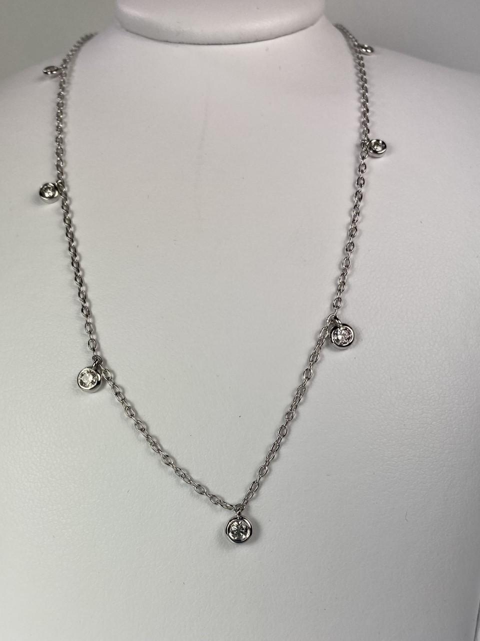 diamonds bty neck